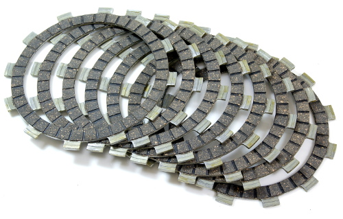 Gecko friction plate