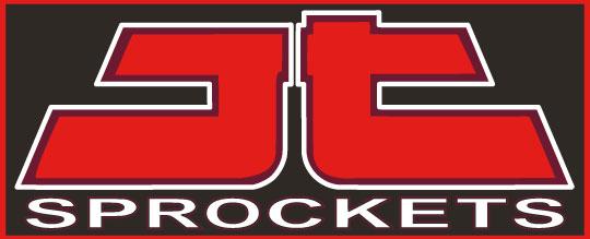 JT sprockets logo