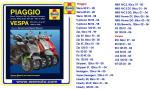 Piaggio Hexagon 125 LX4 4Stroke 98-03 Manual Haynes