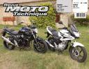 Honda CBF 125 M9/MA 09-10 Revue Moto Technique - Francais