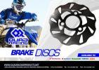 Honda TRX 400 EX3/EX4 03-04 Disco Trasero - QRP