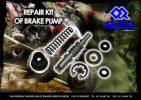 Kawasaki KSF 400 A3/A6F (KFX 400) 05-06 Revisie kit rempomp - Voor