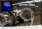 Yamaha YFS 200 R/S/T/V Blaster 03-06 Clutch Cable