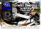 Suzuki LT-R 450 L0 Quadracer 10 Twist Throttle Conversion Kit