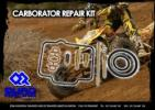 Carb Repair Kit - Honda TRX 400 EXX/EXY/EX1/EX2  99-02 Quad