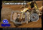 Yamaha YFS 200 B/F/G/H/J/K/L/M/N/P Blaster 91-02 Kit Completo Revisione Carburatore