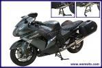 Kawasaki Ninja ZX-14 (ZX 1400 A6F) 06 Kit Caballete Principal