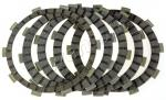 Yamaha WR 125 X 11 Clutch Friction Plate Set - EBC
