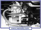 Honda CX 500 CC Custom 82 Protezioni Motore - Cromate
