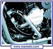 Honda CB 750 F2N/F2R/F2S CB Seven Fifty 92-95 Valbeugels - Chrome - Paar