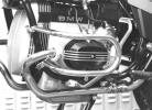 BMW R 60/7  (Single disc) 76-78 Protèges-Moteur