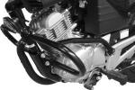 Yamaha YBR 125 ED (3D91) 05-06 Engine Bars Renntec - Black
