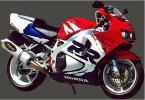 Honda CBR 900 RRX (CBR 919) Fireblade SC33 99 Marving SUPERLINE Oval Silencer - Aluminium - E-Marked