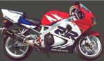 Honda CBR 900 RRX (CBR 919) Fireblade SC33 99 Marving SUPERLINE Oval Silencer - Carbon Fibre - E-Marked
