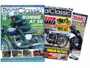 Magazine - Real Classic 12 months subscription 12 issues available in UK only