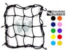 Honda CHF 50-1 Scoopy 50 (Drum Brake Model) 01-02 Cargo Net - Zwart