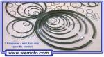 Gilera Runner 50 Purejet 02-05 Piston Rings 0.00 (STD) Per Piston