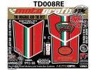 Ducati M1000 Monster 03 Tank Pad - Motografix