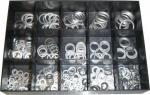Parts Tray - Washer Assortment Kit Aluminium (400pieces)