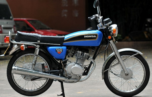 Who Makes Honda >> Wemoto News – Bike of the week- Honda CG125