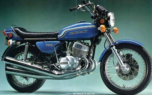 H Kawasaki Triple