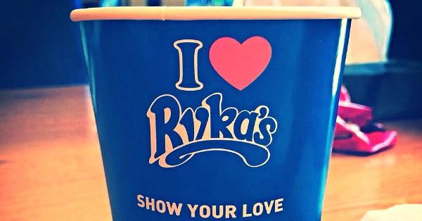 Rykas Cafe Box Hill Car Park