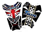 Triumph Tank Pads