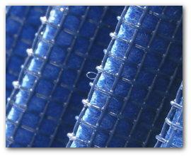 Close up of Simota cotton mesh