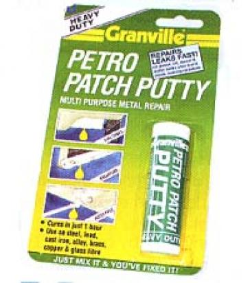 Picture of Petrol Tank Repair Putty - Multi Purpose Metal Repair 50g Epoxy Resin
