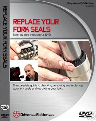 Instructional DVD- A Guide For Replacing Your Fork Seals