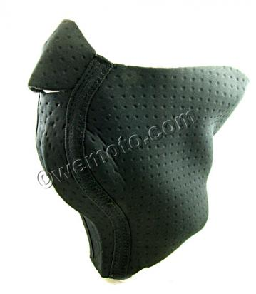 Face Mask Neoprene Black Xlarge