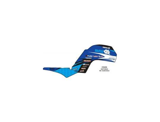 Picture of Graphic Kit Yamaha Raptor 700 - Blue