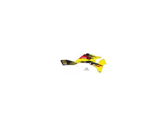 Picture of Graphic Kit Suzuki LTR450 - Yellow/Black