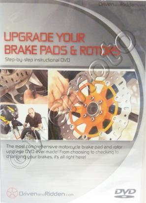 Instructional DVD- A Guide For Replacing Your Brake Disks and Pads