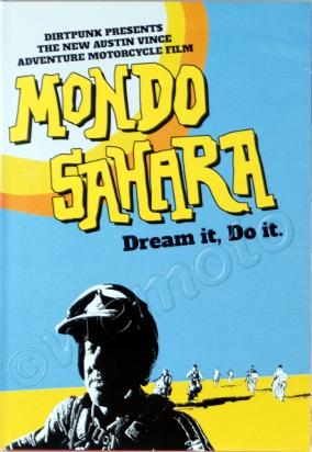 Picture of DVD Mondo Sahara Austin Vince