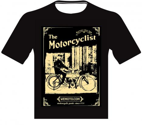 Picture of 2020 T-Shirt The Motorcyclist Help NHS Charity - 3X Large (Chest 54-56 inch)
