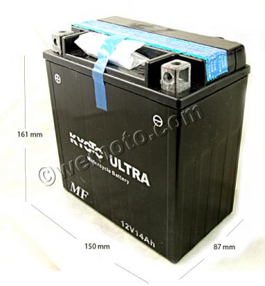 Triumph Tiger 800 Xrx 15 Battery Kyoto Parts At Wemoto The Uks No