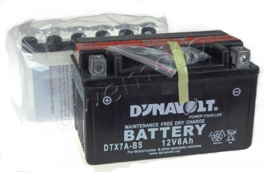 Picture of Battery Pattern Gel - Maintenance Free