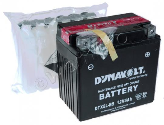 Picture of Honda NSR 125 R3/R4 03-04 Battery Kyoto
