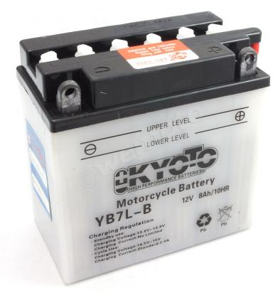 Picture of Battery Kyoto