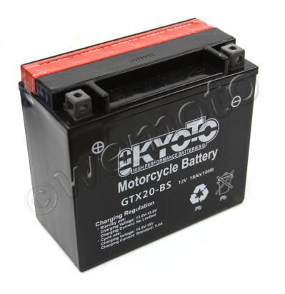 Picture of Battery Pattern CTX20-BS, CTX20H-BS