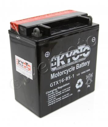 Picture of Battery Pattern CTX16-BS-1 Maintenance Free