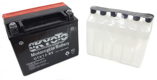 Picture of Kawasaki KLE 500 A1 91 Battery Kyoto