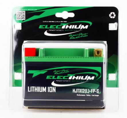 Picture of Lithium Ion Battery By Electhium