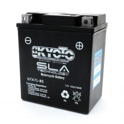 Battery Kyoto SLA AGM Maintenance Free