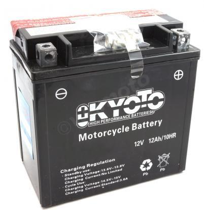 Picture of Battery Pattern KTX14L-BS Maintenance Free