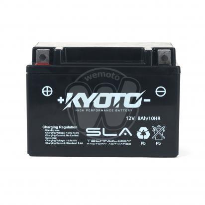 Picture of Kawasaki Z 1000 (ZR 1000 DDF) 13 Battery Kyoto SLA AGM Maintenance Free