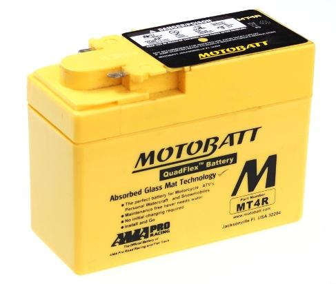 Picture of Honda CHF 50-1 Scoopy 50 (Drum Brake Model) 03-05 Battery Motobatt Sealed High Torque