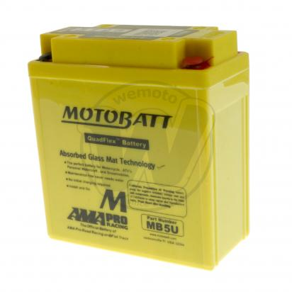 Picture of Battery Motobatt MB5U (Maintenance Free) Sealed