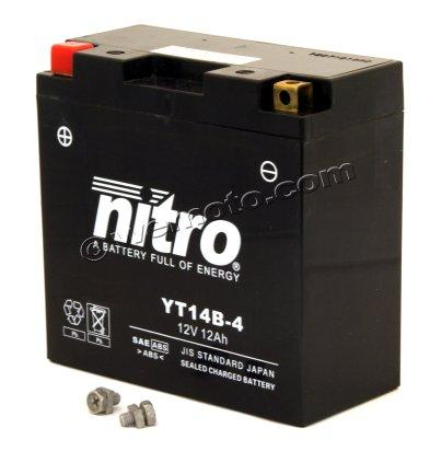 Picture of Nitro Gel Battery YT14B-4